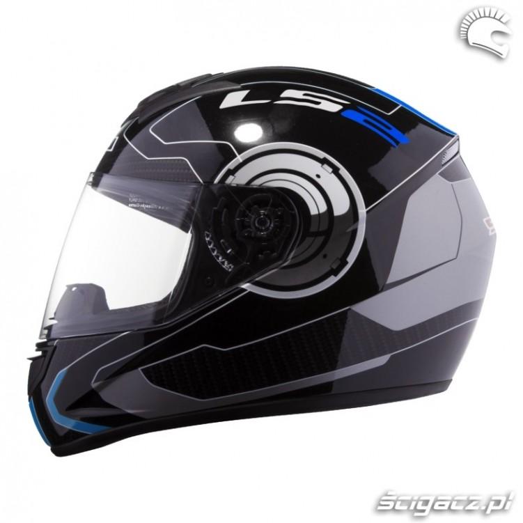 FF351 ATMOS BLACK BLUE