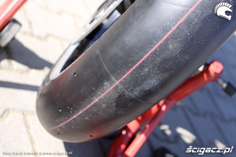 Test Pirelli Diablo Superbike Pro test