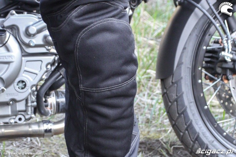 Rukka Airvision ochrona kolana