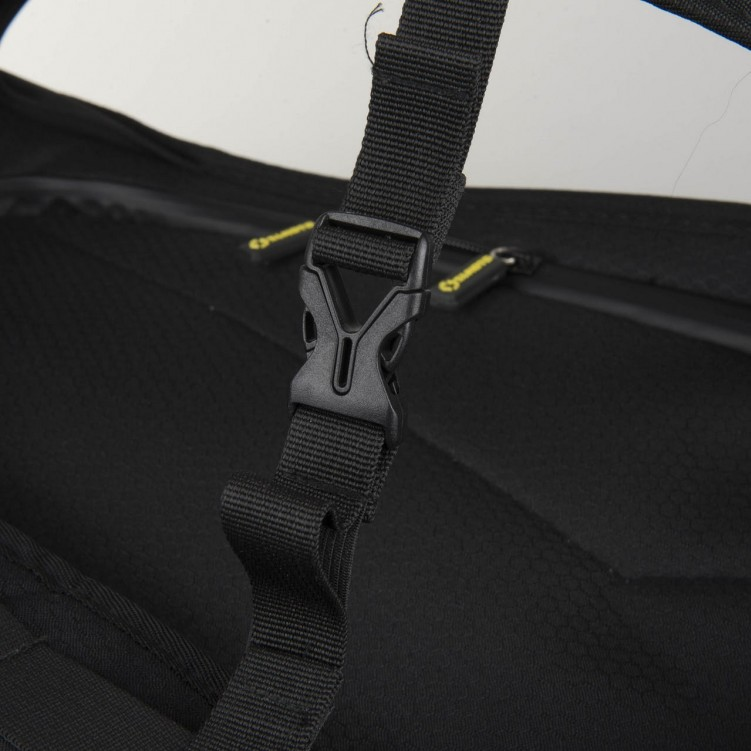XL Moto Slipstream plecak motocyklowy zapiecie