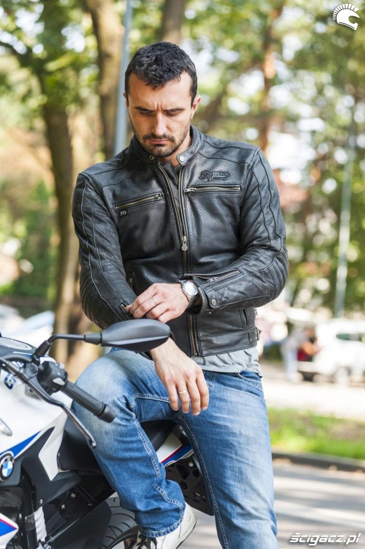 kurtka motocyklowa segura iron