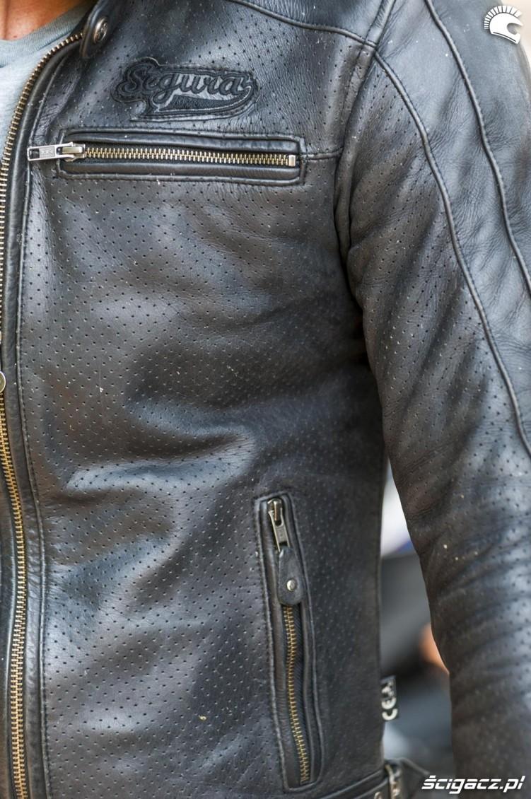 skora kurtka motocyklowa segura