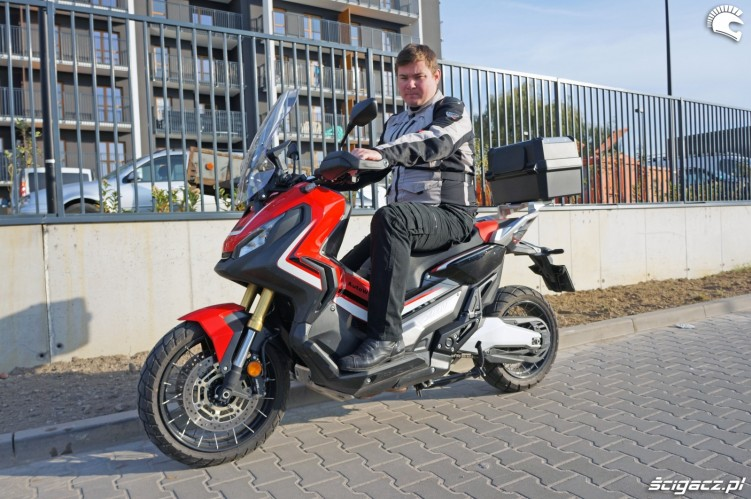 Course Aramid Cargo Konrad Bartnik