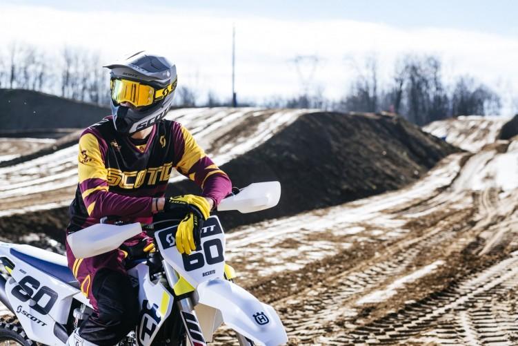 Gogle motocyklowe Scott Fury 2
