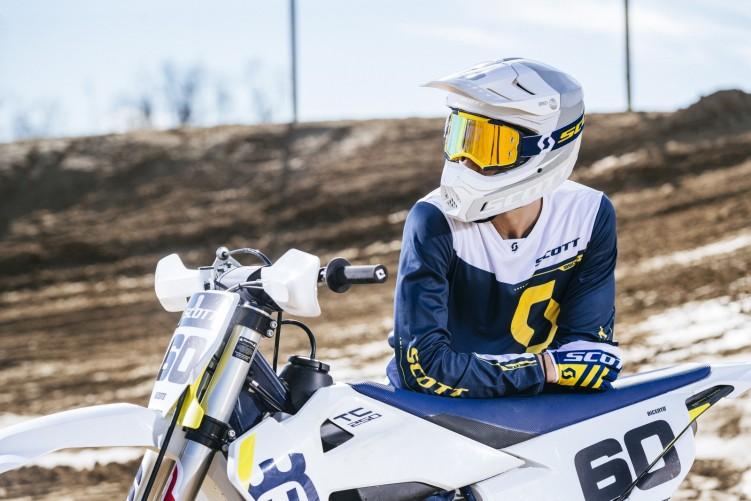 Gogle motocyklowe Scott Fury 3