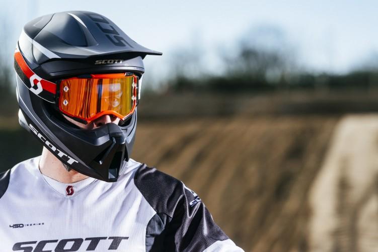 Gogle motocyklowe Scott Fury 4