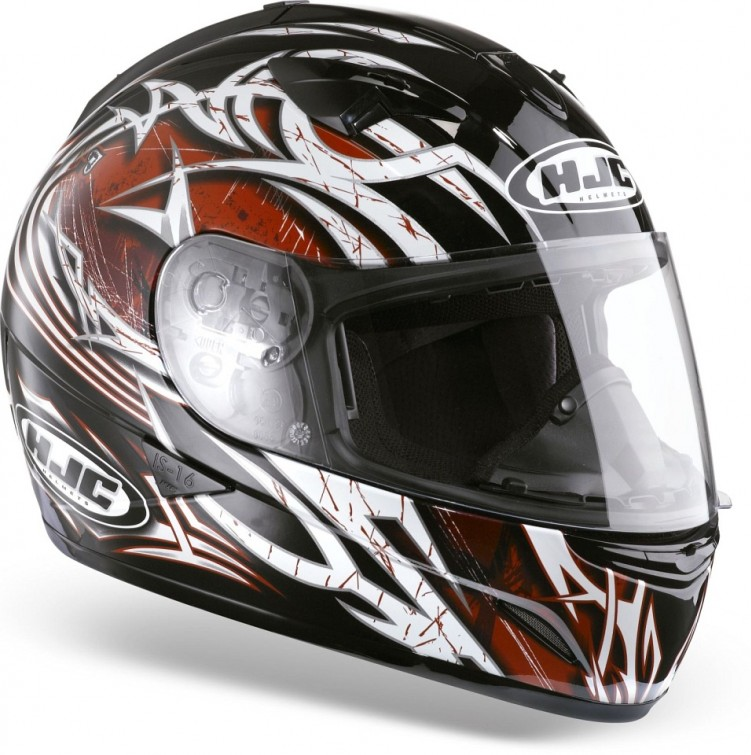 Kask HJC IS 16 SCRATCH MC1