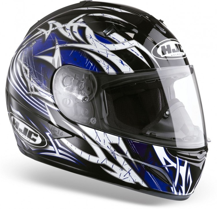 Kask HJC IS 16 SCRATCH MC2