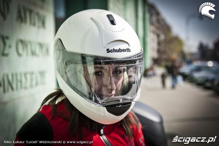 Schuberth C3 Lady Edition dla kobiet