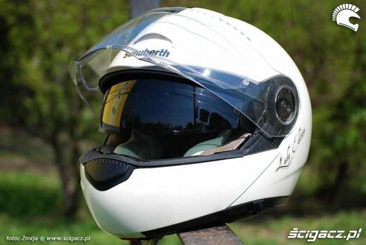 Schuberth C3 Lady z blenda