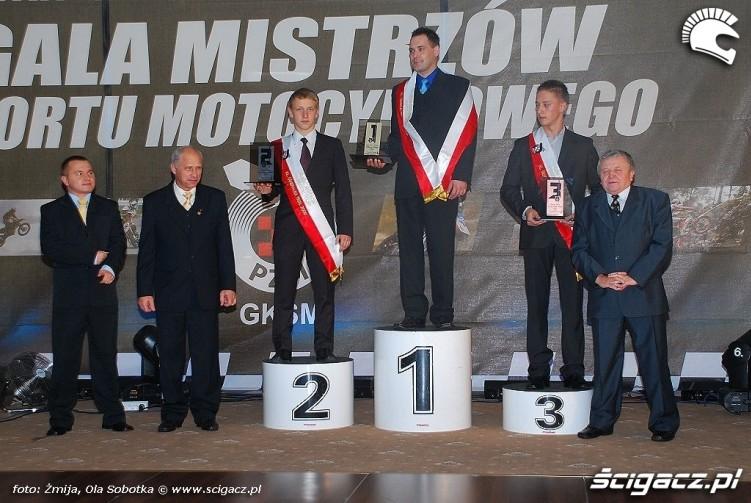 Mistrzowie Polski 2009 klasyfikacja generalna Trial