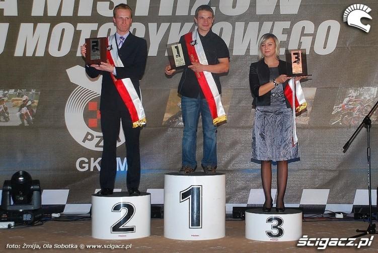 Mistrzowie Polski Cross Country 2009 E2 E3