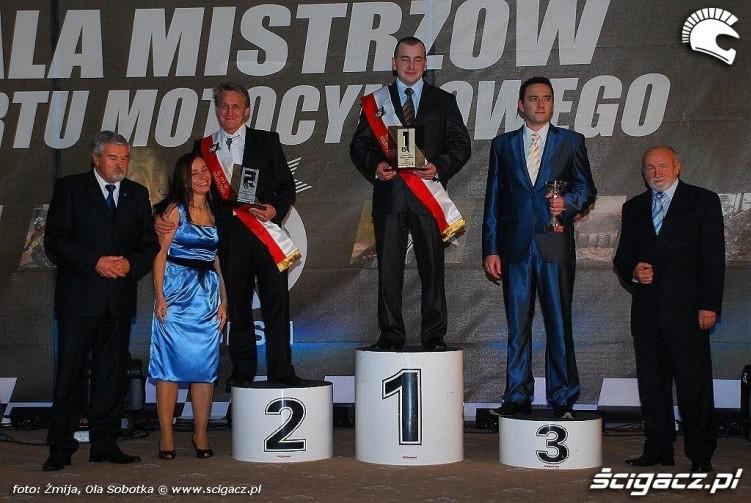 Mistrzowie Polski sportow motocyklowych 2