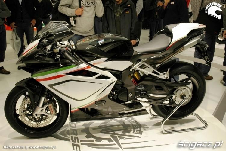 EICMA Milan 2009 MVAgusta F4