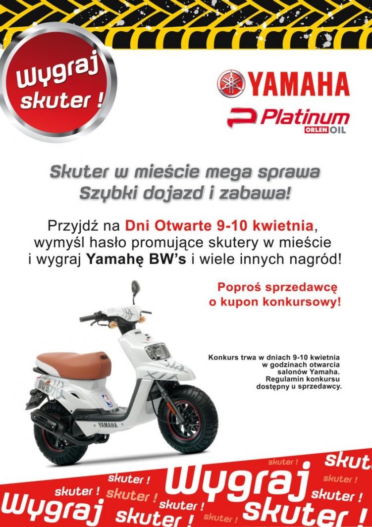 Dni Otwarte Yamaha