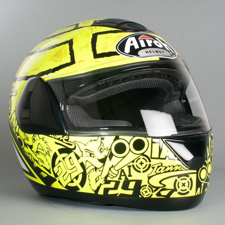 Airoh Speed Fire One