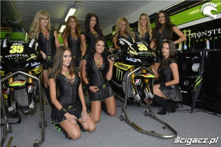 Dziewczyny Monster Philip Island Grand Prix