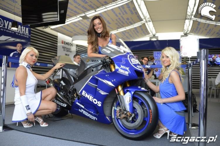 kobiety lubia szybkie motocykle
