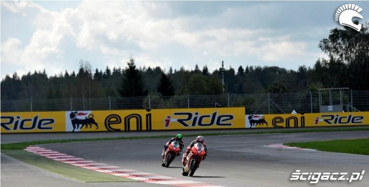 Aprilia SBK Race Moscow Raceway 2012