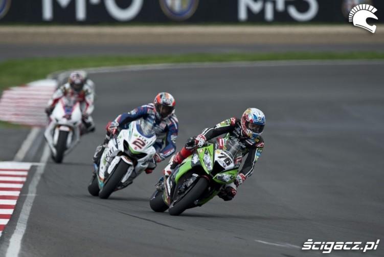 Baz z przodu SBK Race Moscow Raceway 2012