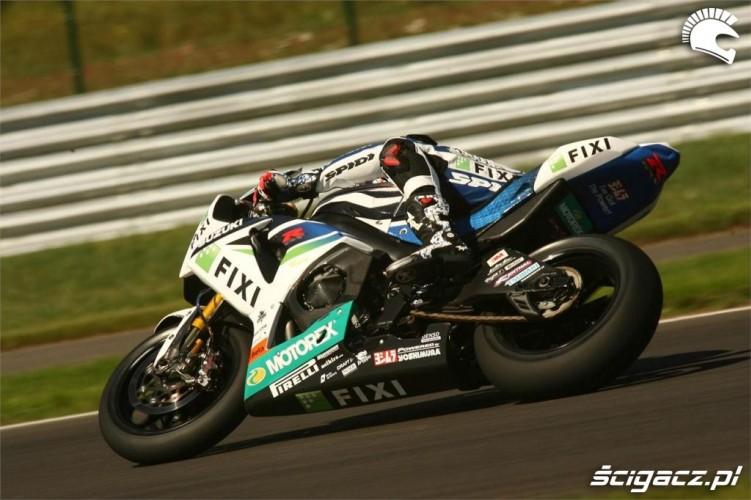 Ekipa Suzuki SBK Race Moscow Raceway 2012