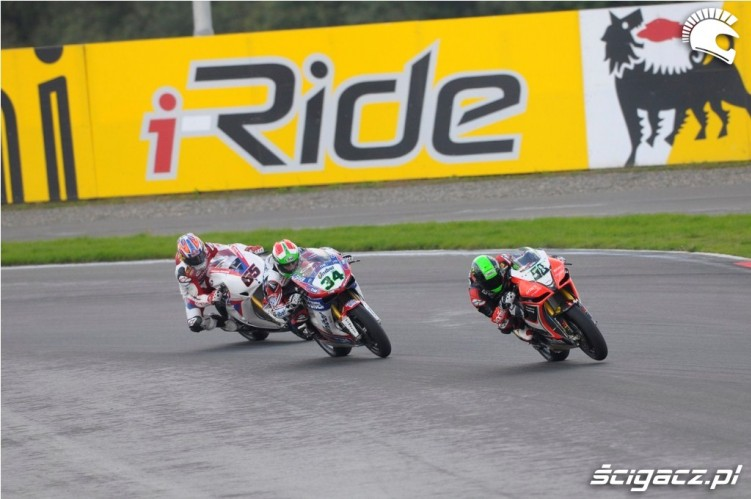 SBK Wyscig Moscow Raceway 2012 pierwszy wyscig