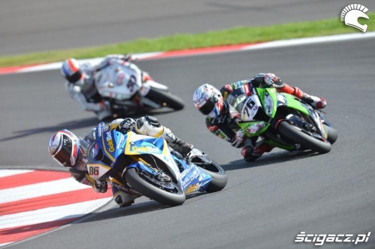 Superbike Race Moscow Raceway 2012 BMW