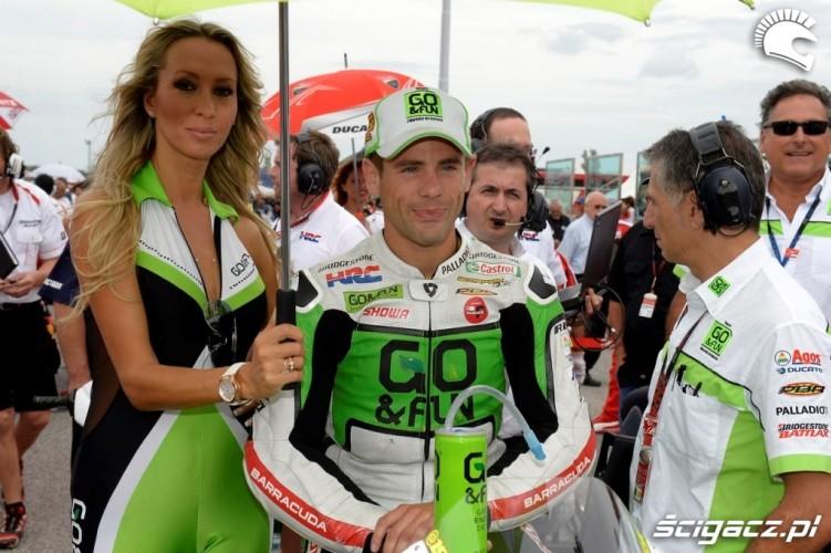 Blond San Marino GP