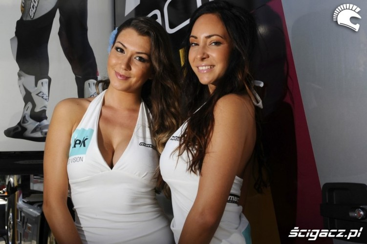 Grid Girls San Marino GP