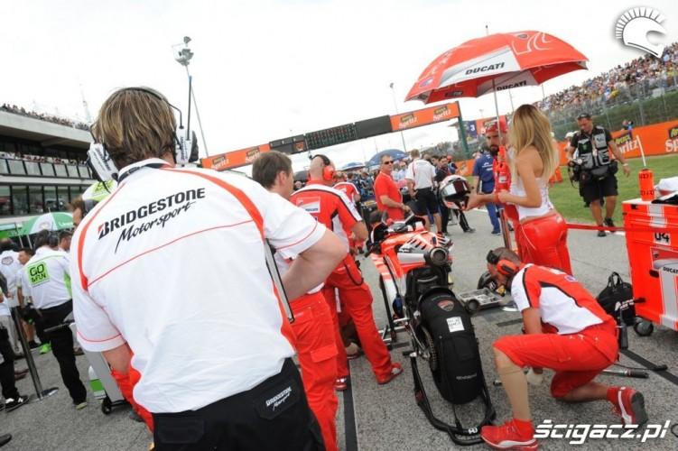 Laski Ducati Misano Grand Prix San Marino