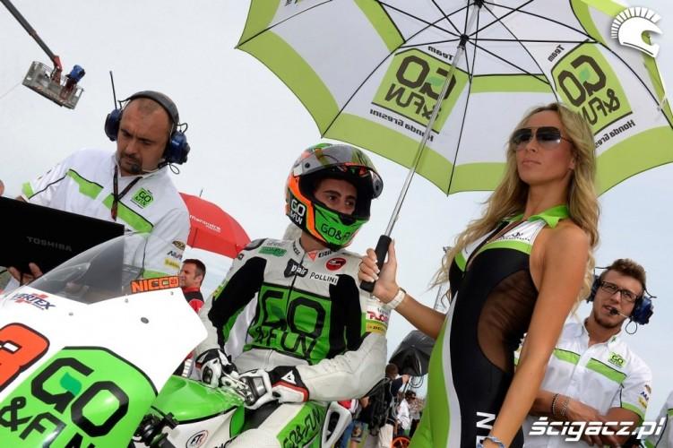 Parasolki San Marino GP