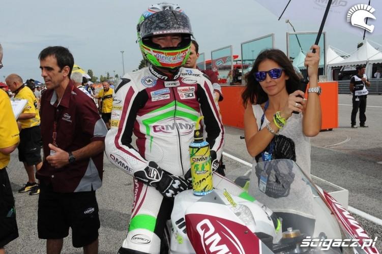 Pit Girs San Marino GP