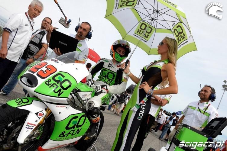 San Marino GP Go Fun
