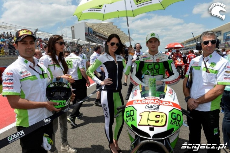 Bautista Grand Prix of Americas Austin 2013