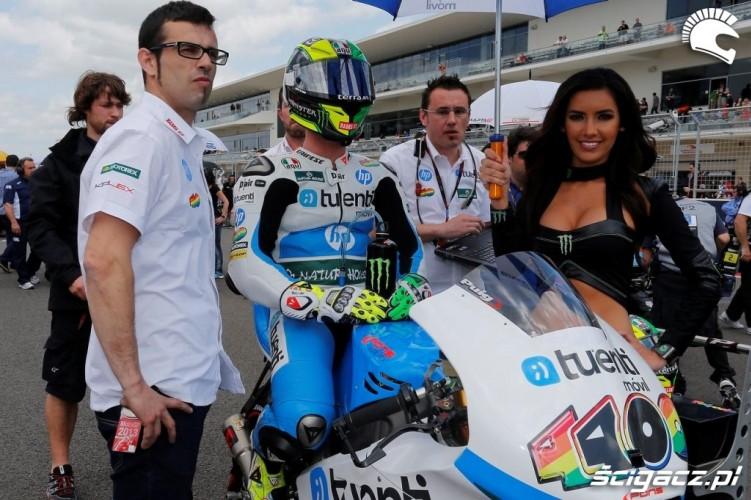 Espargaro Grand Prix of Americas Austin USA 2013