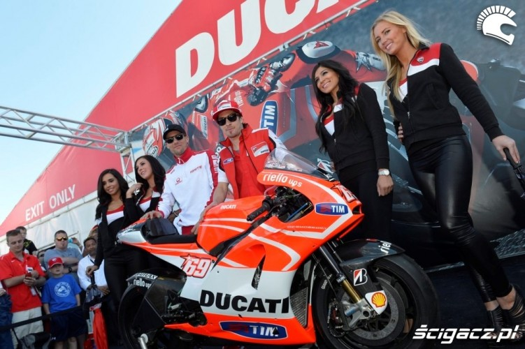 Grand Prix of Americas Austin 2013 Ducati