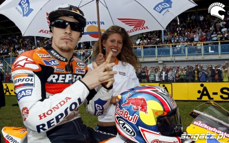 Parasolka Grand Prix of Americas Austin USA 2013 Honda