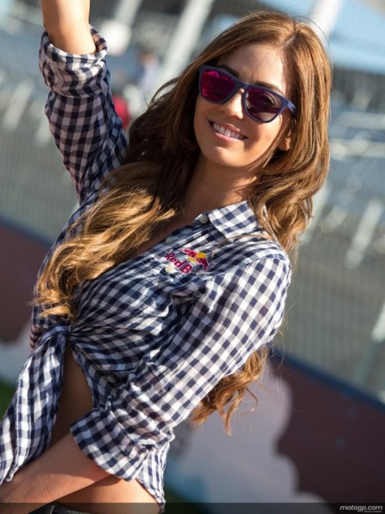 dziewczyny Grand Prix of Americas Austin 2013
