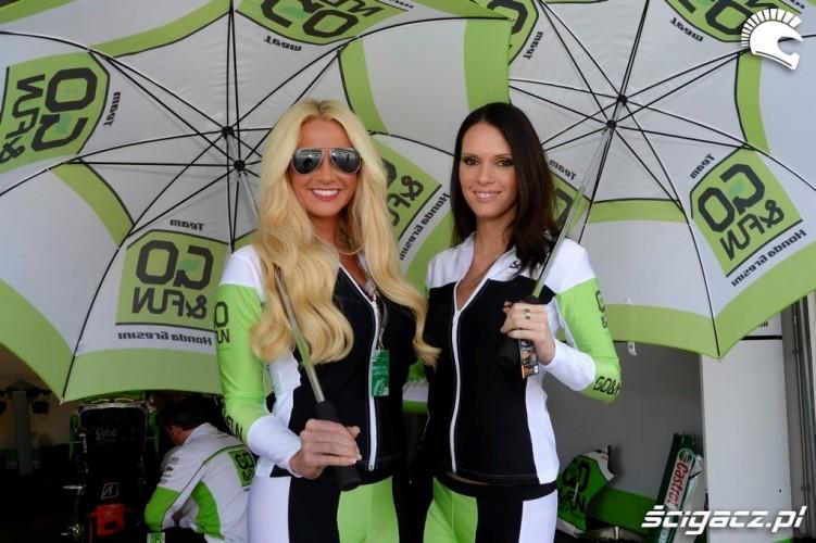 hostessy Grand Prix of Americas Austin 2013