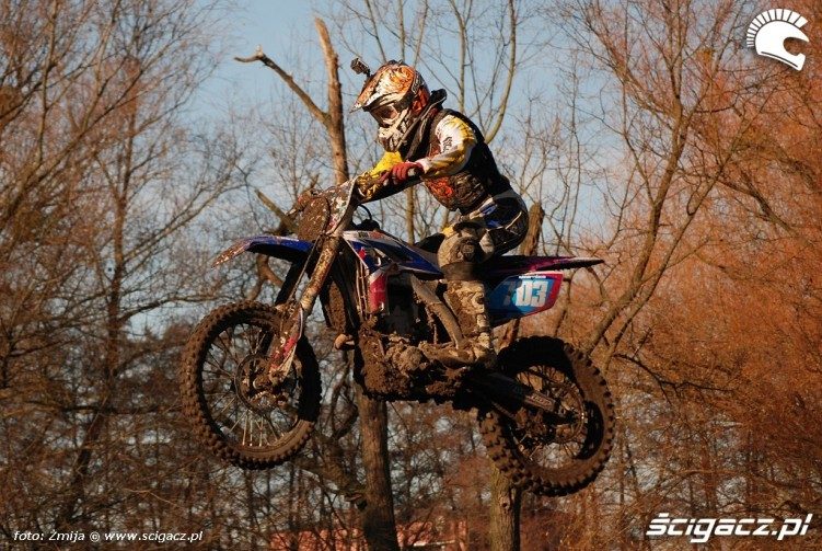 Maria Staniak motocross