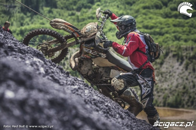 erzbergrodeo 2014 red bull hare scramble uphill