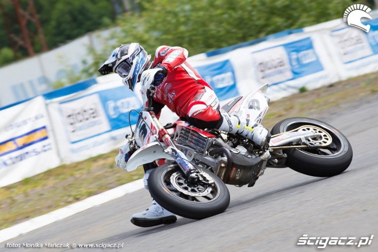 Christian Ravaglia FIM Supermoto GP Czech