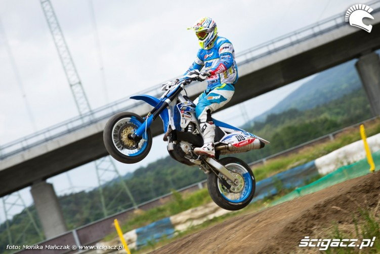 Van Meerhaeghe FIM Supermoto GP Czech