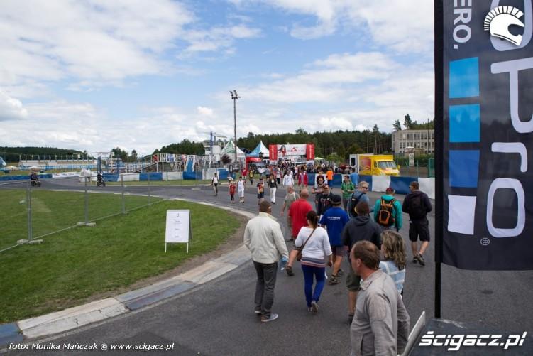 publicznosc FIM Supermoto GP Czech
