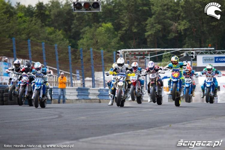 ruszyli FIM Supermoto GP Czech