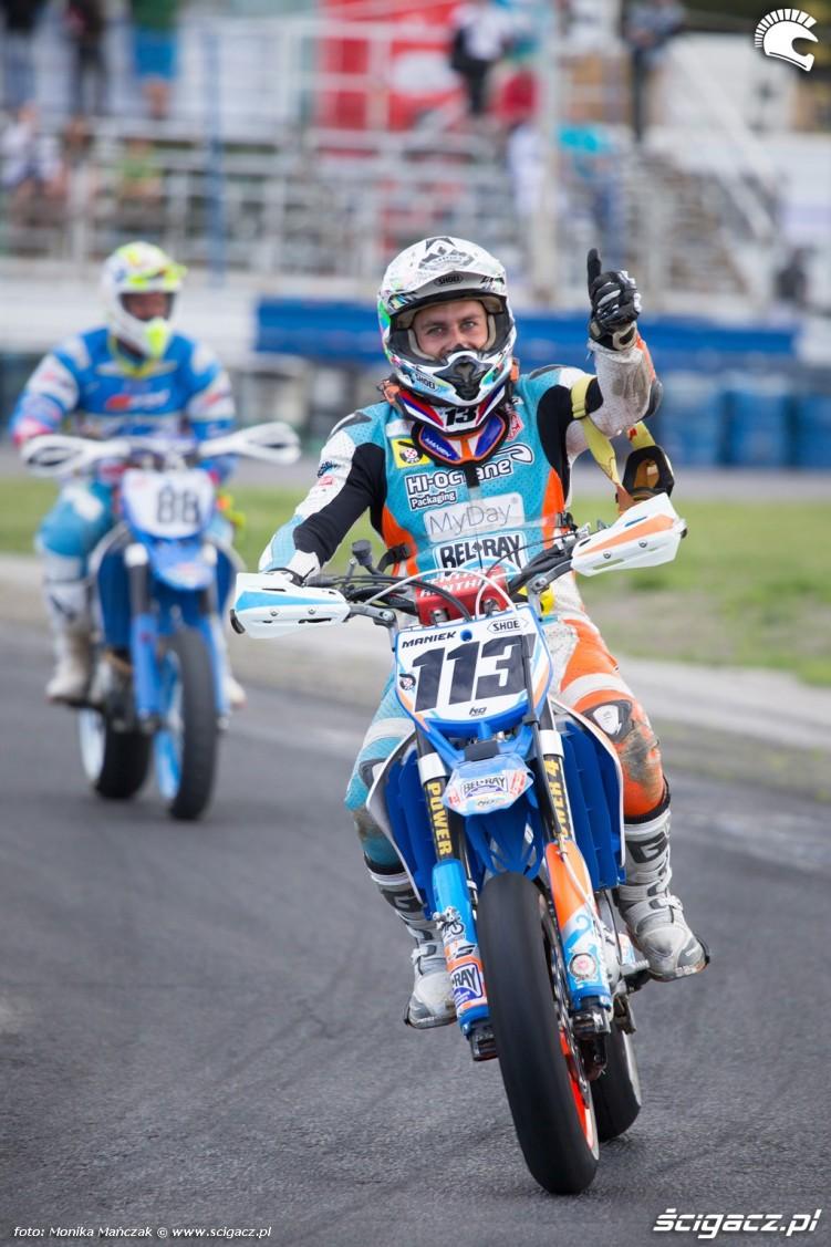 wygrana FIM Supermoto GP Czech