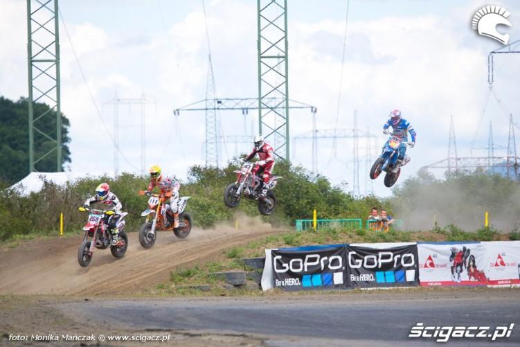 wyscig FIM Supermoto GP Czech