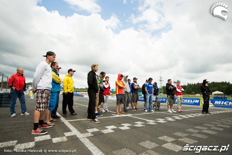 zawodnicy FIM Supermoto GP Czech