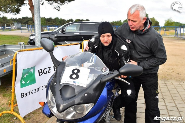 Praca California Superbike School Poznan