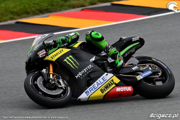 Yamaha Grand Prix Niemiec 2016 Sachsenring